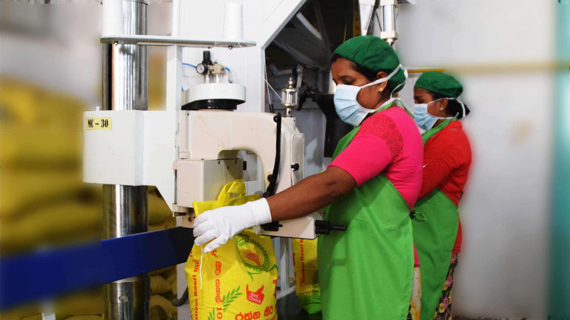 New Rathna Rice Mill Sri Lankas Largest Rice Production